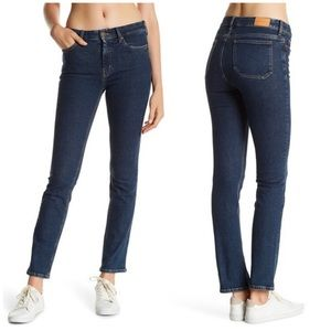 M.i.h. Daily High Rise Slim Fit Jeans